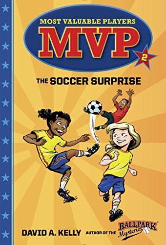 9780553513226: MVP #2: The Soccer Surprise (Most Valuable Players)