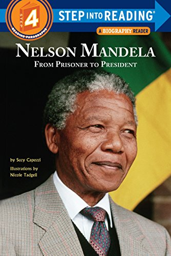 9780553513431: Nelson Mandela: From Prisoner to President (Step into Reading)