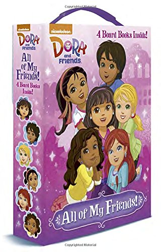 9780553520903: All of My Friends! (Dora and Friends)