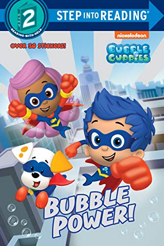 9780553520910: Bubble Power! (Bubble Guppies) (Step into Reading)