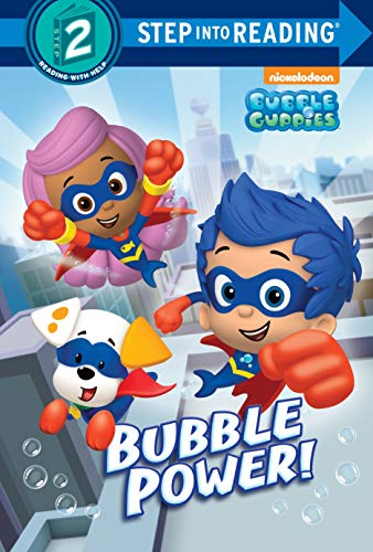 9780553520927: Bubble Power! (Bubble Guppies) (Step into Reading)