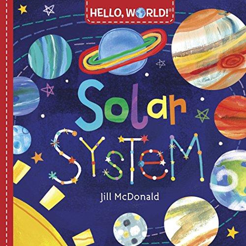 9780553521030: Hello, World! Solar System