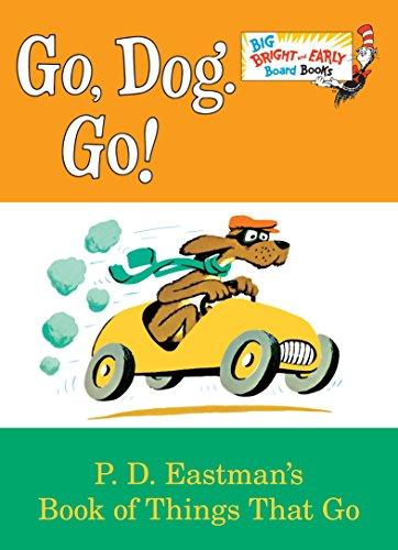 9780553521092: Go, Dog. Go! (Big Bright & Early Board Book)