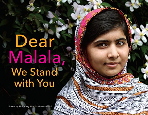 9780553521207: Dear Malala, We Stand with You