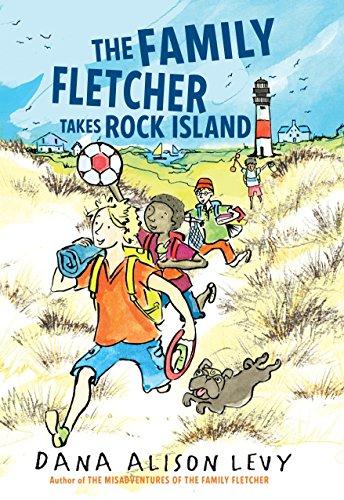 9780553521306: The Family Fletcher Takes Rock Island (Family Fletcher Series)