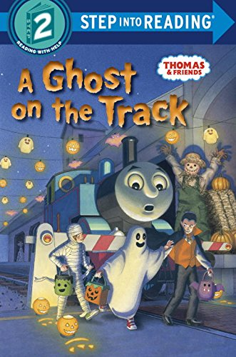 A Ghost on the Track (Thomas & Friends) (Step into Reading): Awdry, Rev. W.