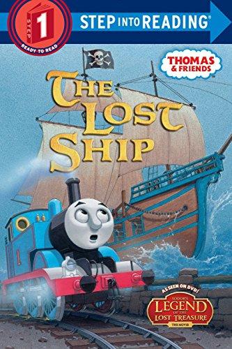The Lost Ship (Thomas & Friends) (Step: Awdry, Rev. W.