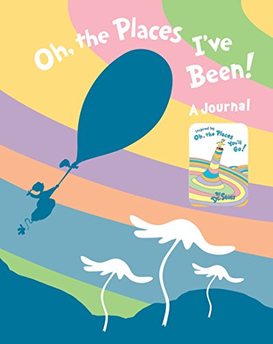 9780553521894: Oh, the Places I've Been! Journal