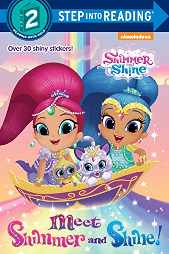 9780553522037: Meet Shimmer and Shine! (Shimmer and Shine) (Step into Reading)