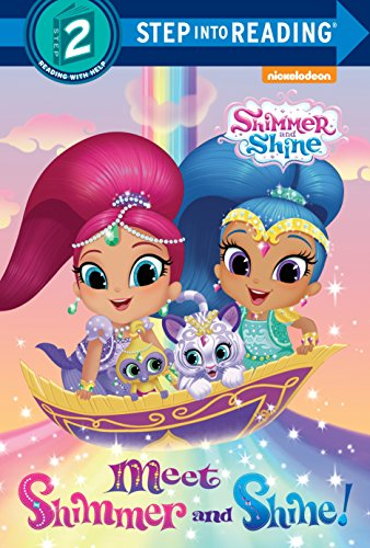 9780553522044: Meet Shimmer and Shine! (Shimmer and Shine) (Step into Reading)