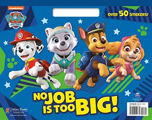 9780553522761: No Job Is Too Big! (Paw Patrol)