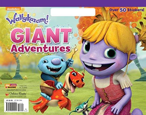9780553522921: Giant Adventures