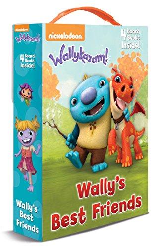Wally's Best Friends (Wallykazam!) (Friendship Box): Depken, Kristen L.