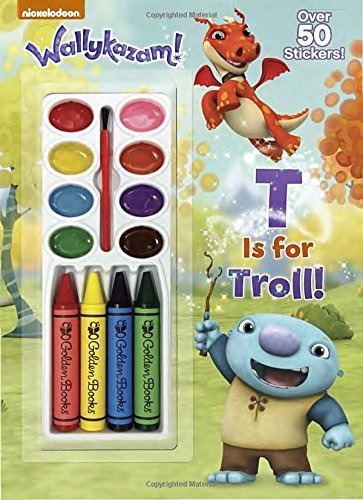9780553523126: T Is for Troll!