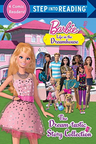 9780553523379: The Dream-Tastic Story Collection (Barbie) (Step Into Reading: Barbie)