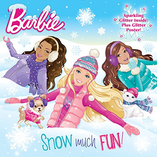 9780553523386: Snow Much Fun! (Barbie) (Pictureback(R))