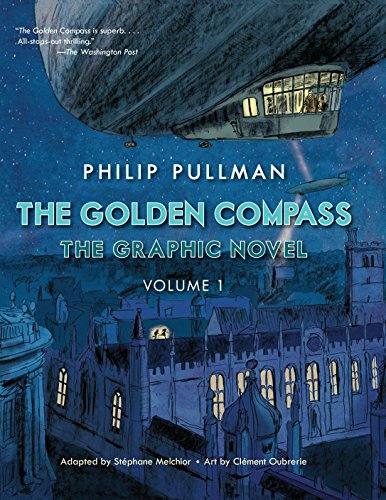 9780553523720: The Golden Compass Graphic Novel, Volume 1 (His Dark Materials)
