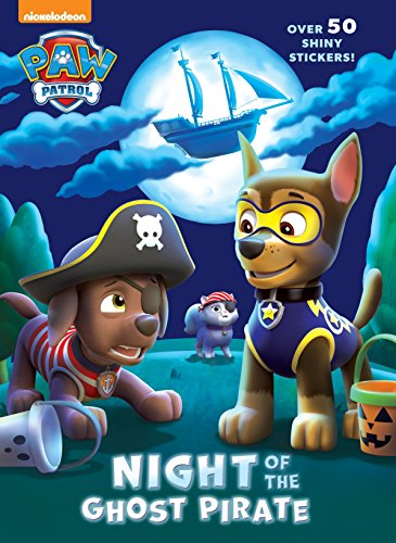 9780553523904: Night of the Ghost Pirate (Paw Patrol)