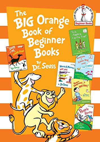9780553524253: The Big Orange Book of Beginner Books
