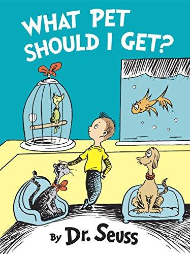 9780553524277: What Pet Should I Get? (Classic Seuss)