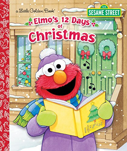 9780553524307: Elmo's 12 Days of Christmas