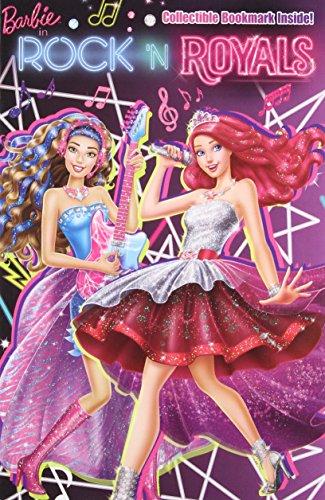 9780553524352: Barbie in Rock 'n Royals: The Chapter Book (Barbie in Rock 'n Royals)
