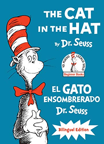 9780553524437: The Cat in the Hat/El Gato Ensombrerado: Bilingual Edition (Classic Seuss)