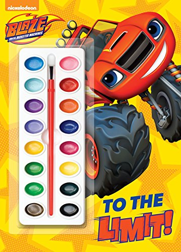 9780553524598: To the Limit! (Blaze and the Monster Machines)