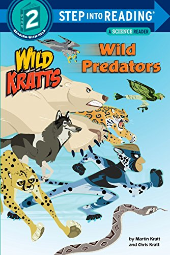 9780553524727: Wild Predators (Wild Kratts) (Step into Reading)