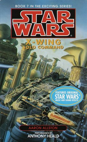 9780553525397: Star Wars: X-Wing Solo Command (The X-Wing Series , No 7)