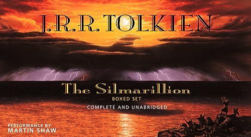9780553525403: The Silmarillion Boxed Set (J.R.R. Tolkien)