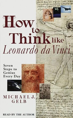 9780553526387: How to Think Like Leonardo da Vinci