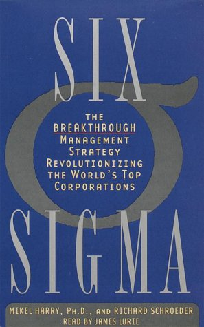 9780553527162: Six Sigma: The Breakthrough Management Strategy Revolutionizing the Worlds's Top Corporations