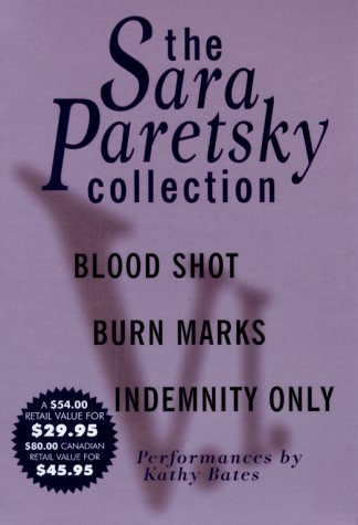 9780553527247: The Sara Paretsky Value Collection: Indemnity Only, Blood Shots, and Burn Marks (Value Collections)