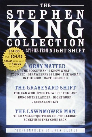 The Stephen King Value Collection: Lawnmower Man,: King, Stephen