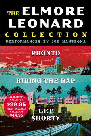The Elmore Leonard Value Collection: Pronto, Riding the Rap, and Get Shorty: Elmore Leonard