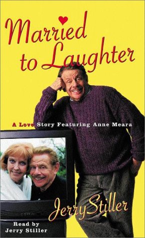 Married to Laughter: A Love Story Featuring Anne Meara (tape cassettes audio book)
