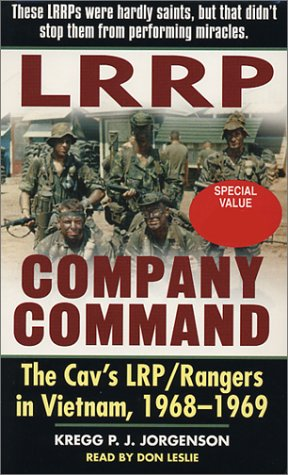 Lrrp Company Command : The Cav's LRP/Rangers: Jorgenson, Kregg P.