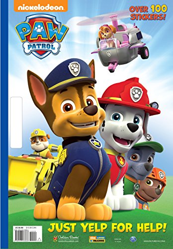 9780553533866: Just Yelp for Help! (Paw Patrol)