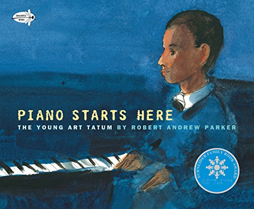 9780553533927: Piano Starts Here: The Young Art Tatum