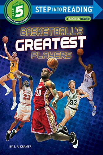9780553533941: Basketball's Greatest Players (Step Into Reading)