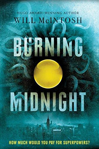 9780553534139: Burning Midnight
