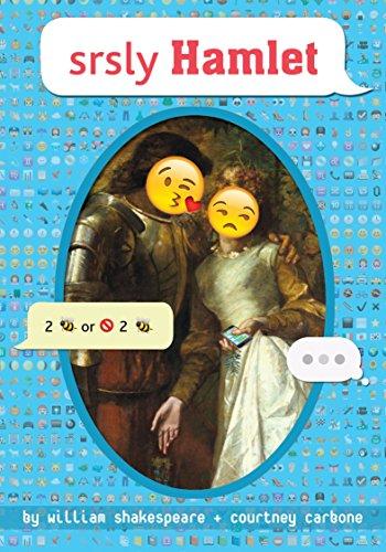 9780553535389: Srsly Hamlet (Omg Shakespeare)
