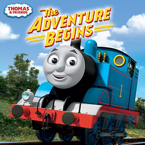 9780553535532: Thomas and Friends: The Adventure Begins (Thomas & Friends)