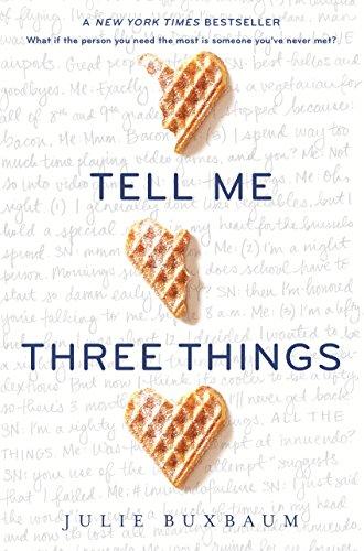 9780553535648: Tell Me Three Things