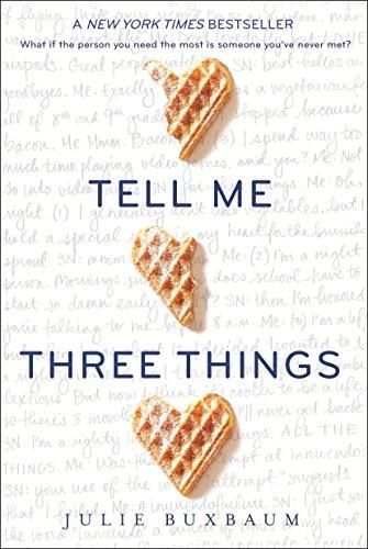 9780553535679: Tell Me Three Things