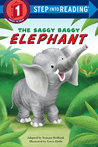 9780553535884: The Saggy Baggy Elephant (Step into Reading)