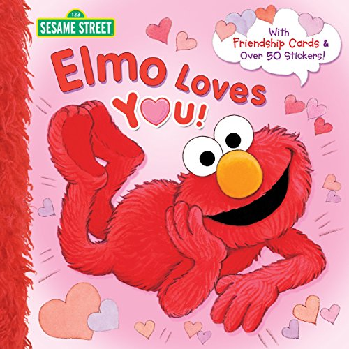 9780553536287: Elmo Loves You! (Sesame Street) (Deluxe Pictureback)