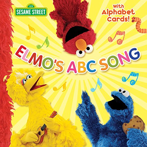 9780553536720: Elmo's ABC Song (Sesame Street) (Sesame Street 123)