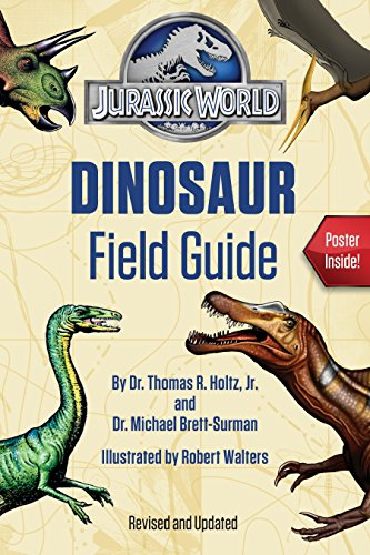 9780553536850: Jurassic World Dinosaur Field Guide (Jurassic World)